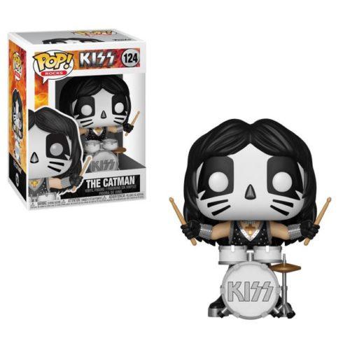 Fuko Pop Kiss the Catman 122
