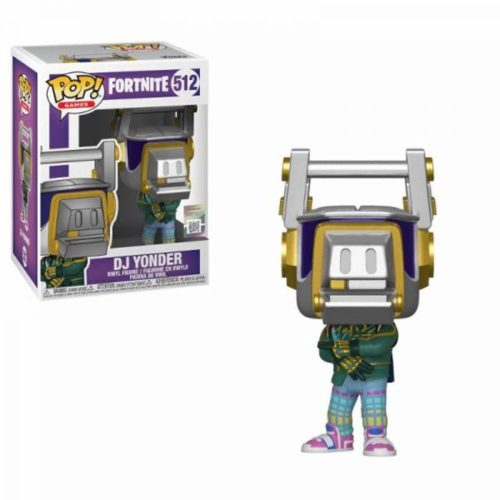 Funko Pop DJ Yonder Fortnite 512