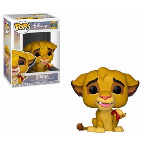 Funko Pop Simba Disney 496