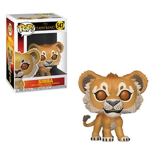 Funko Pop Simba the Lion King 547