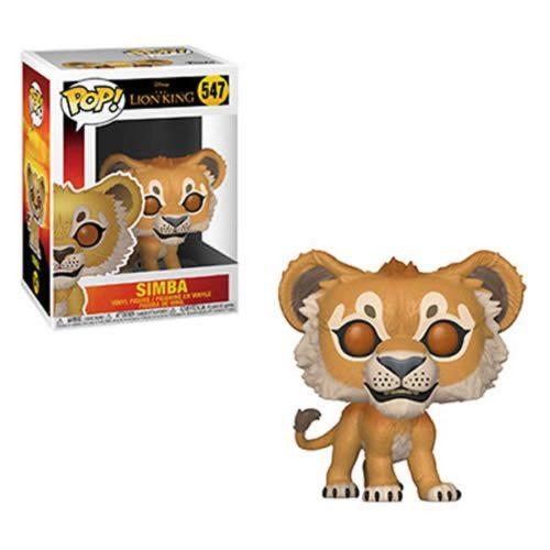 Funko Pop Simba the Lion King 547