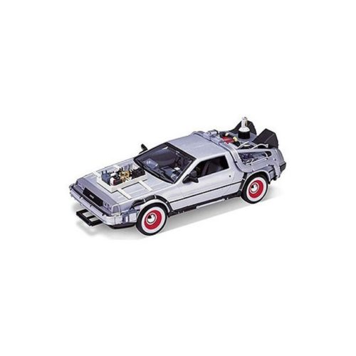 Modellino Delorean scala 1 a 24 Back to the Future 3