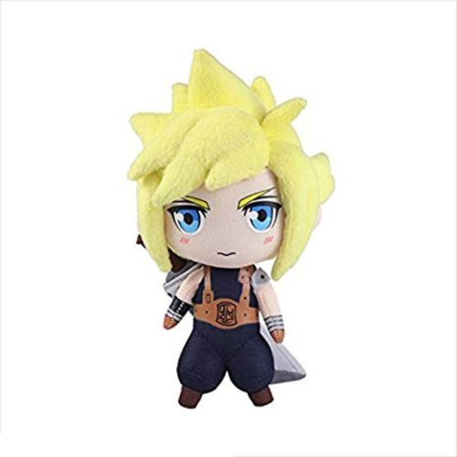 Peluche Cloud Final Fantasy 7