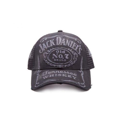 cappello con visiera vintage Jack Daniel's