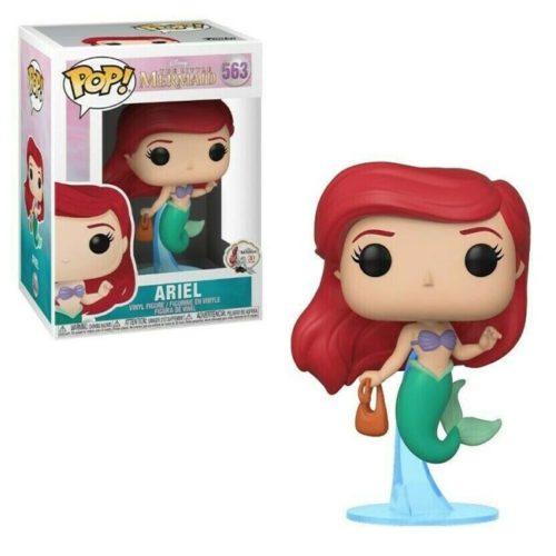 funko pop Ariel the little mermaid disney 563