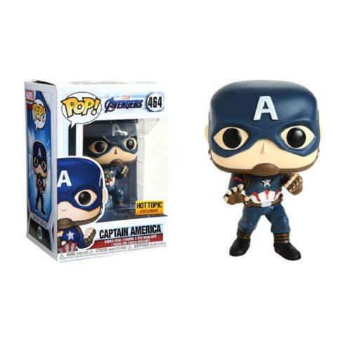 funko pop captain america avengers marvel 464