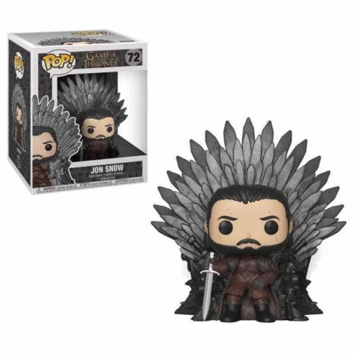 funko pop Jon Snow Game of Thrones 72