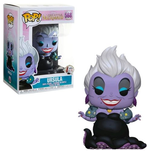 funko pop Ursula the little mermaid disney 568