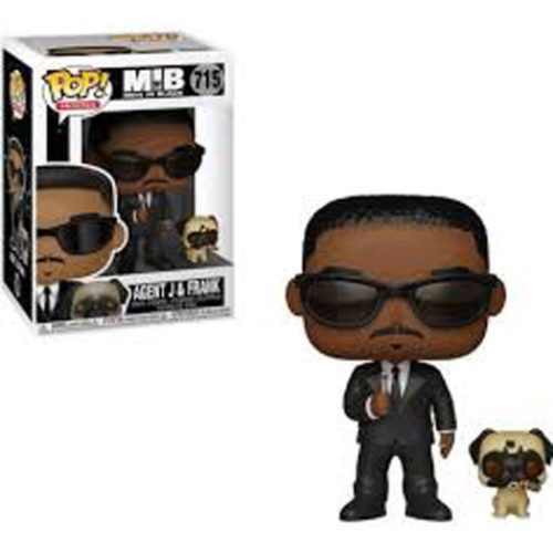 Funko Pop Agent J & Frank Men in Black 715