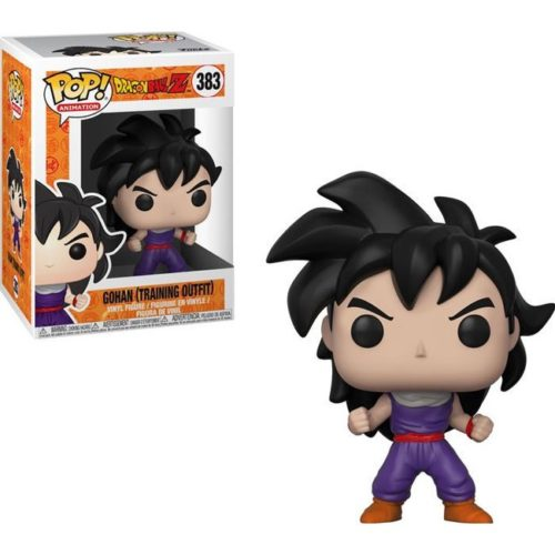 Funko Pop Gohan training outfit 383