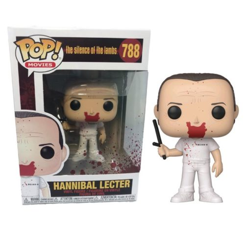 funko pop hannibal lecter the silence of the lambs 788