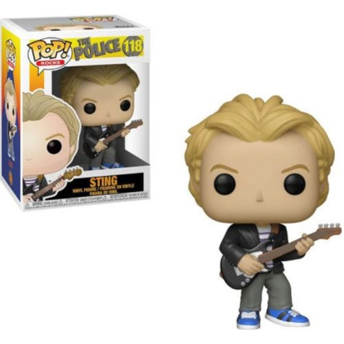 funko pop sting the police 118
