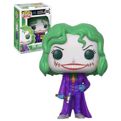 funko pop the joker DC Super Heroes 203