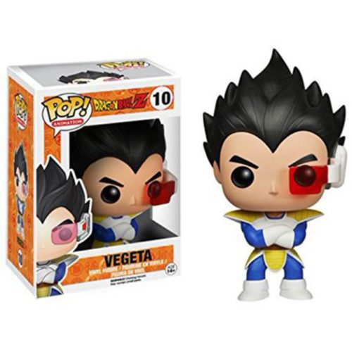funko pop vegeta dragonball z 10