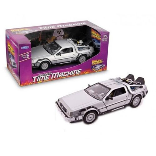 modellino scala 1 a 24 delorean back to the future