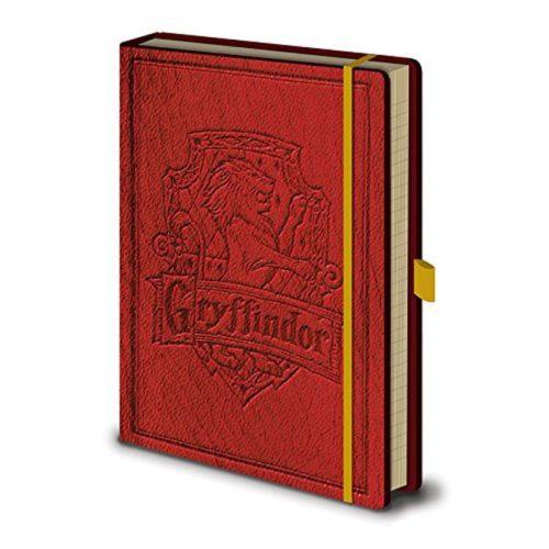 notebook grifondoro premium harry potter
