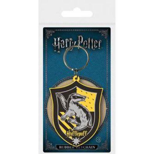 portachiavi Tassorosso Harry Potter in Gomma