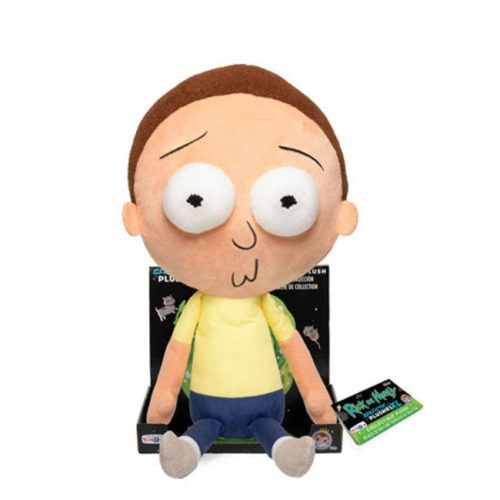 Peluche Funko Morty Rick and Morty