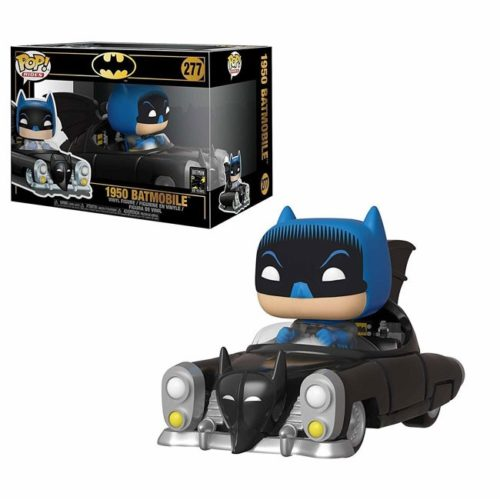 Funko Pop 1950 Batmobile Batman 277