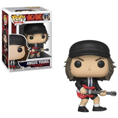 Funko Pop Angus Young AC DC 91