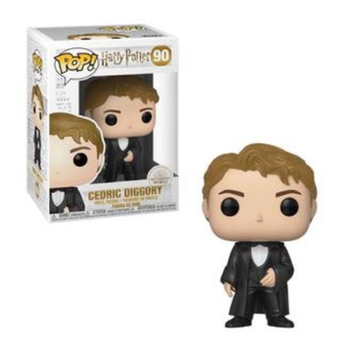 Funko Pop Cedric Diggory Harry Potter 90