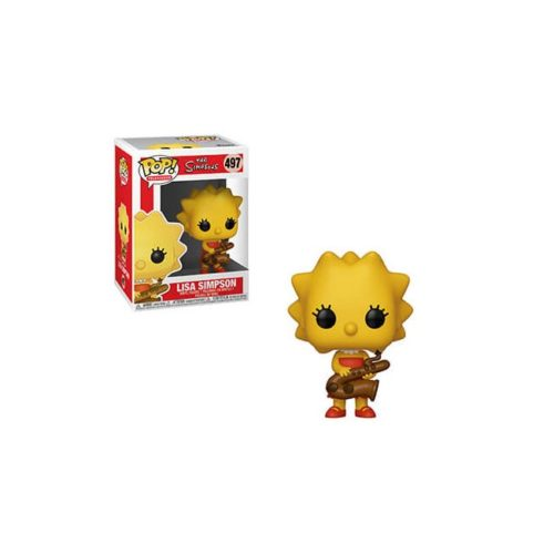Funko Pop Lisa Simpson the Simpsons 497