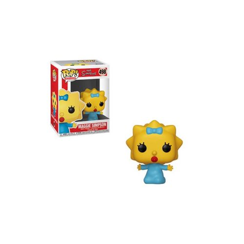Funko Pop Maggie Simpsons the Simpsons 498