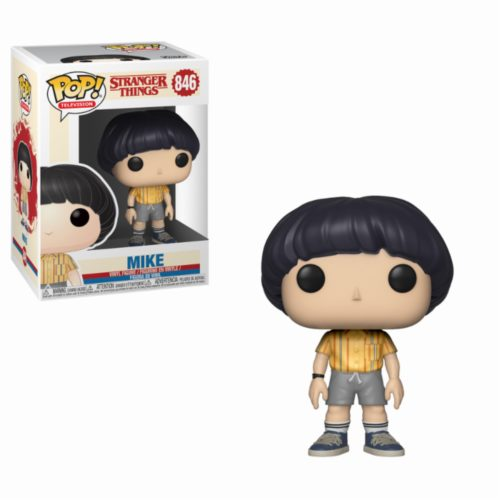 Funko Pop Mike Stranger Things 846