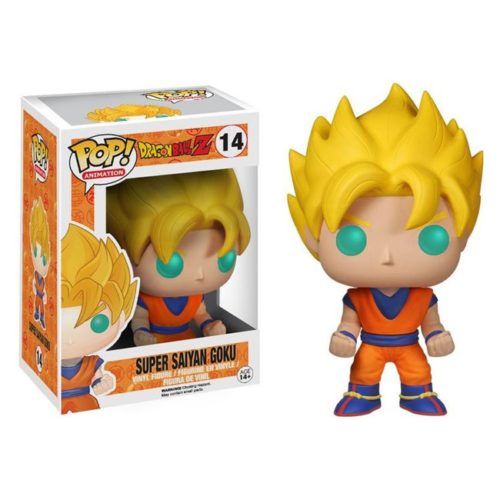 Funko Pop Super Sayan Goku Dragonball Z 14