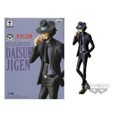 Action Figure Daisuke Jigen Lupin the Third part 5 Master Star piece IV