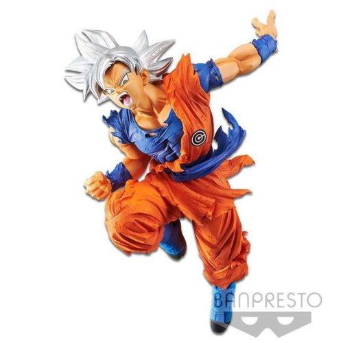 Action Figure Ultra Instinct Son Goku Dragonball Super