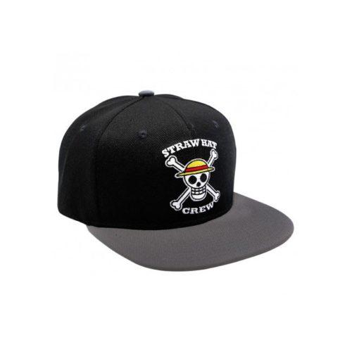 cappello con visiera One Piece