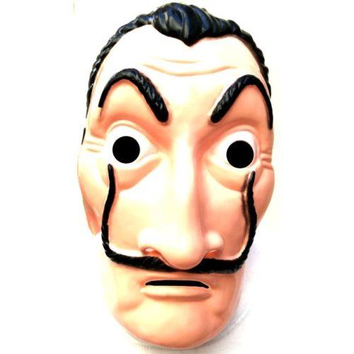 Maschera Salvador Dali Casa de Papel