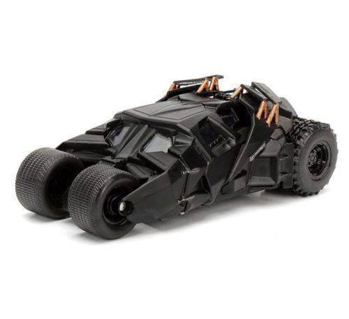 modellino batmobile the dark knight
