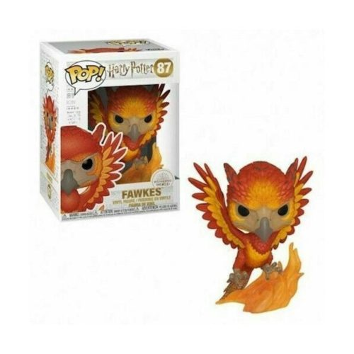 Funko Pop Fawkes Harry Potter 87