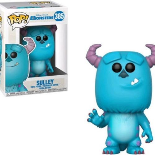 Funko Pop Sulley Monsters Disney Pixar 385