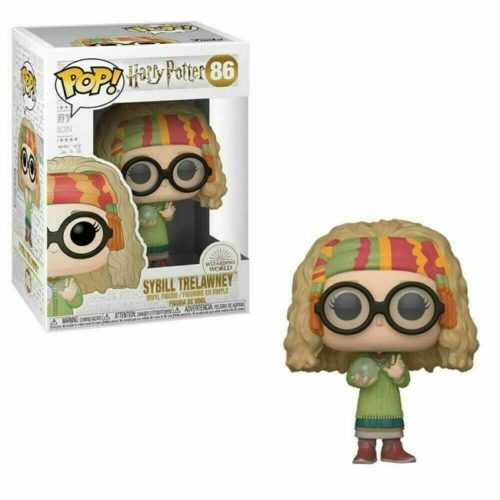 Funko Pop Sybill Trealawney Harry Potter 86
