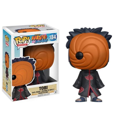 Funko Pop Tobi Naruto Shippuden 184