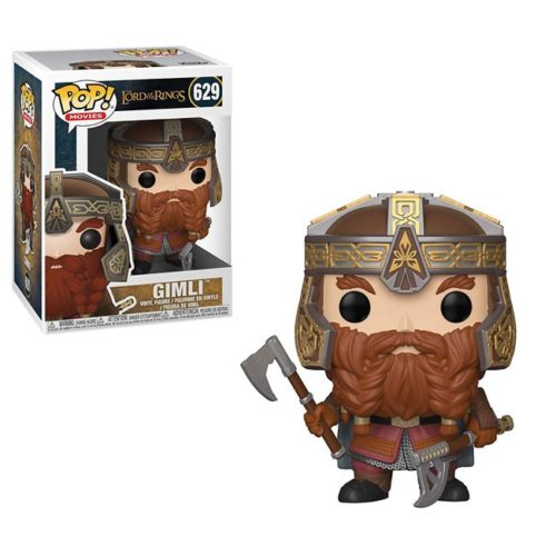 Funko Pop Witch Gimli of the Rings 629