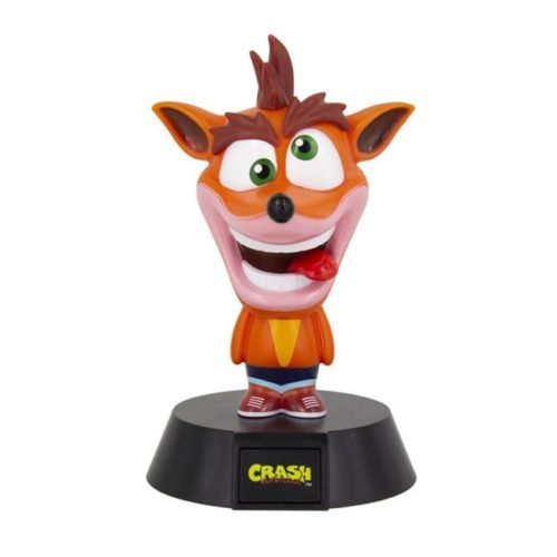 Lampada Crash Bandicoot