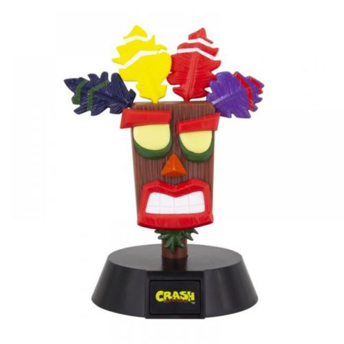 Lampada Crash Bandicoot Aku Aku