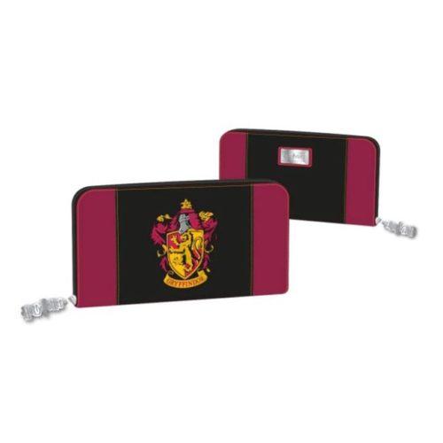 Portafoglio Nero e Bordeaux Grifondoro Harry Potter