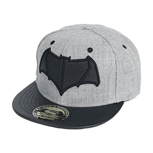 cappello con visiera Batman VS Superman Logo