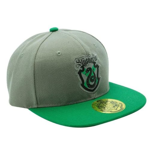 cappello con visiera Serpeverde Harry Potter