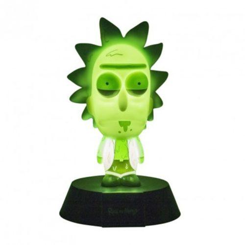lampada Toxic Rick Rick and Morty