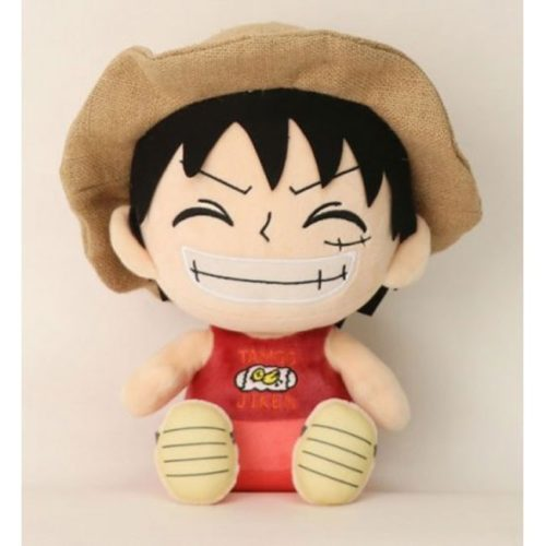 peluche chibi luffy one piece