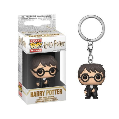Pocket Pop Keychain Harry Potter
