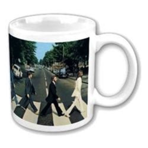tazza The Beatles Abbey Road