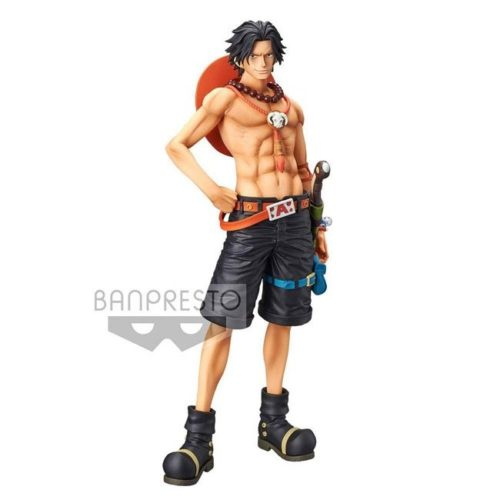 Action Figure Portgas D Ace One Piece Banpresto Grandista Grandline