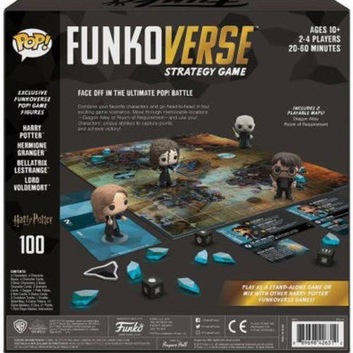 funko games funkoverse strategy game harry potter retro